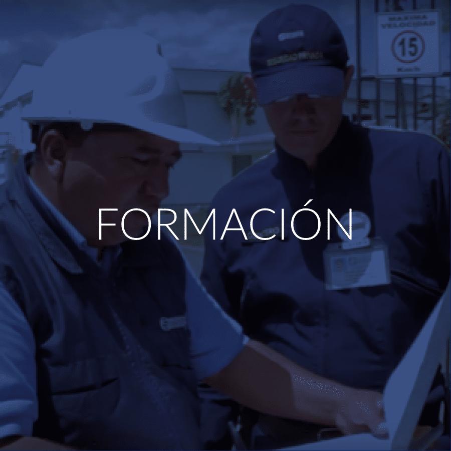FundeCEES - Formación